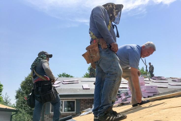 Hail Damage Roof Repair in Wheat Ridge
